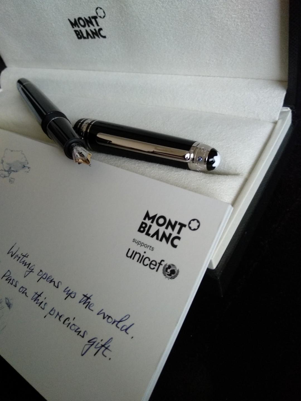 a333bad763ed9 Mont Blanc Fountain Pen