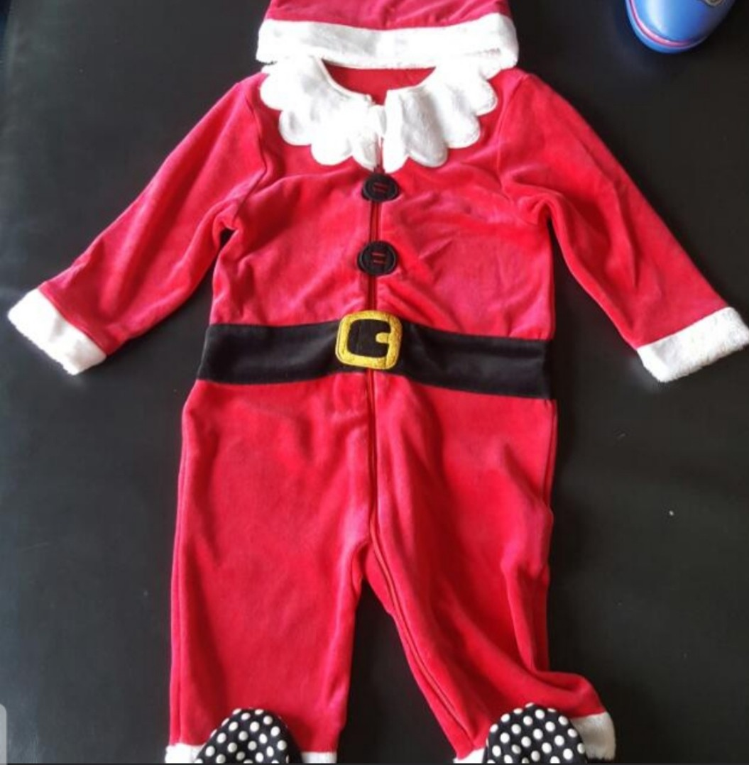 2a6f5f3d Mothercare Santa Costume, Babies & Kids, Babies Apparel on Carousell