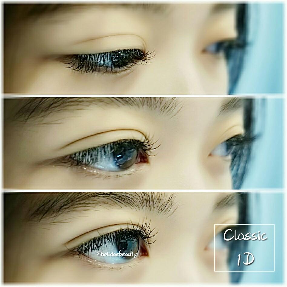 Natural Japanese 1d Eyelash Extensions Health Beauty Makeup On