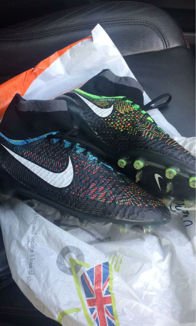 check out 251b2 2e44f Nike Magista Obra BHM, Sports, Other on Carousell