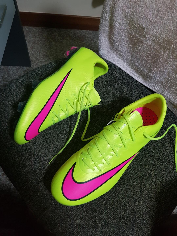 watch ef3a1 ebc04 Nike Mercurial Vapor X FG