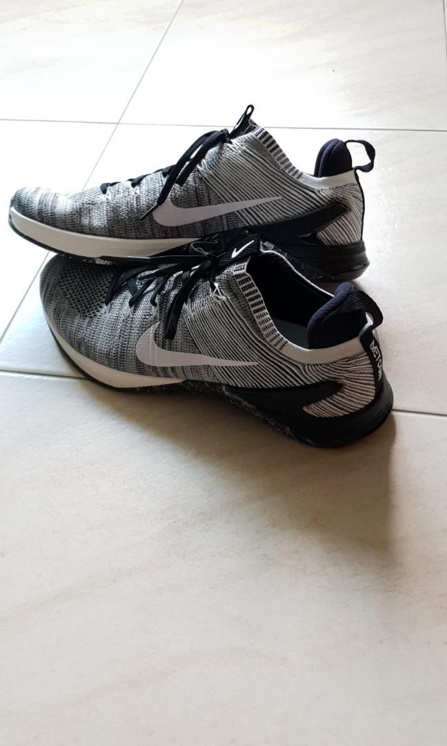 metcon grey