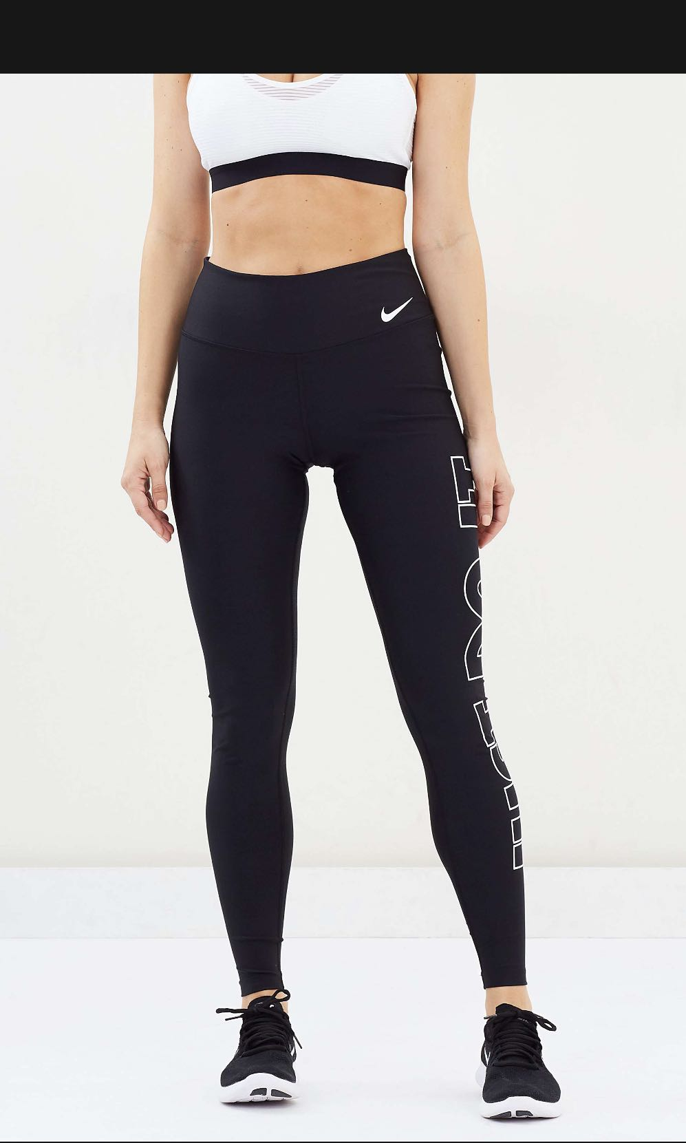 022d22cc9de4c Nike Power Poly Tights/Leggings, Women's Fashion, Clothes on Carousell
