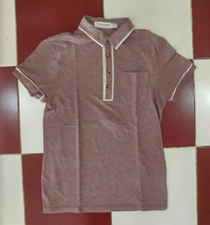 287c9520c45c6 Polo shirt TOPMAN