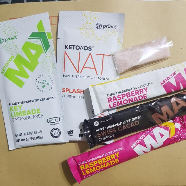 Pruvit Keto 5 Days Experience Trial Pack