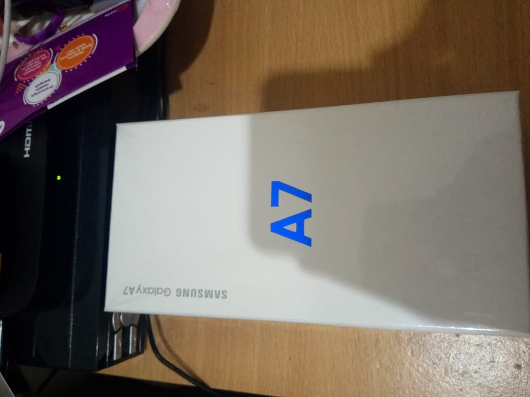 Samsung A7 Telepon Seluler Tablet Ponsel Android Di Carousell