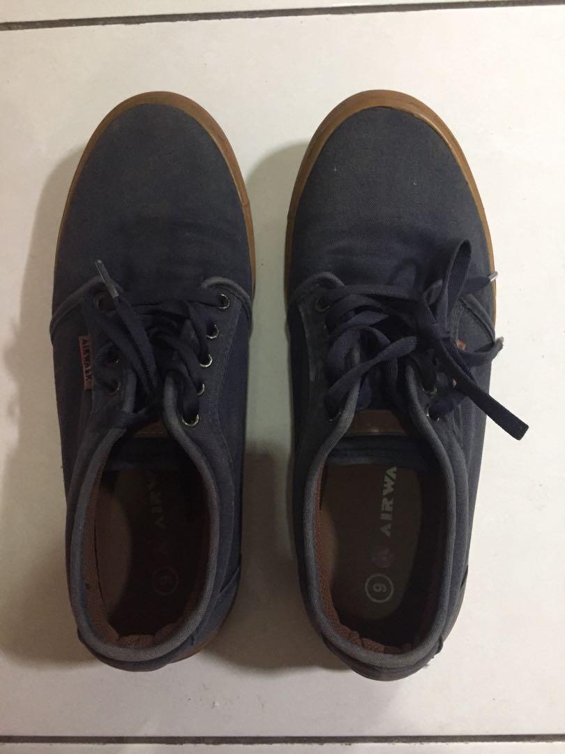Sepatu sneakers sport pria airwalk (jual murah) c328310dc9