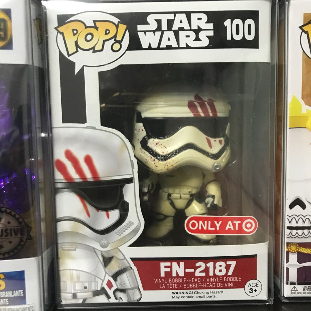 e8e9d9fc688b Star Wars target exclusive funko pop, Toys & Games, Bricks ...