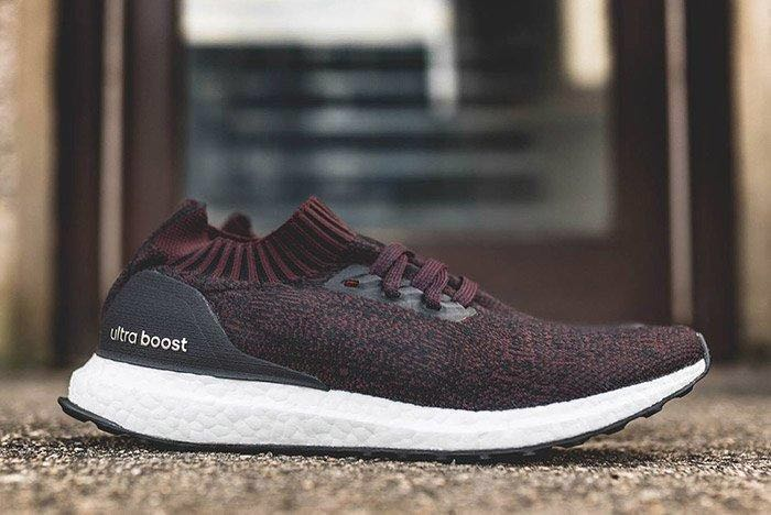 8296c6ad3b77a STEAL Adidas Ultra Boost Uncaged dark burgundy
