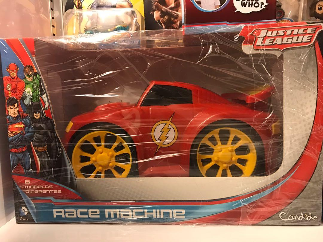 The Flash Race Machine Toy Car Toys Games Bricks Figurines On Carousell