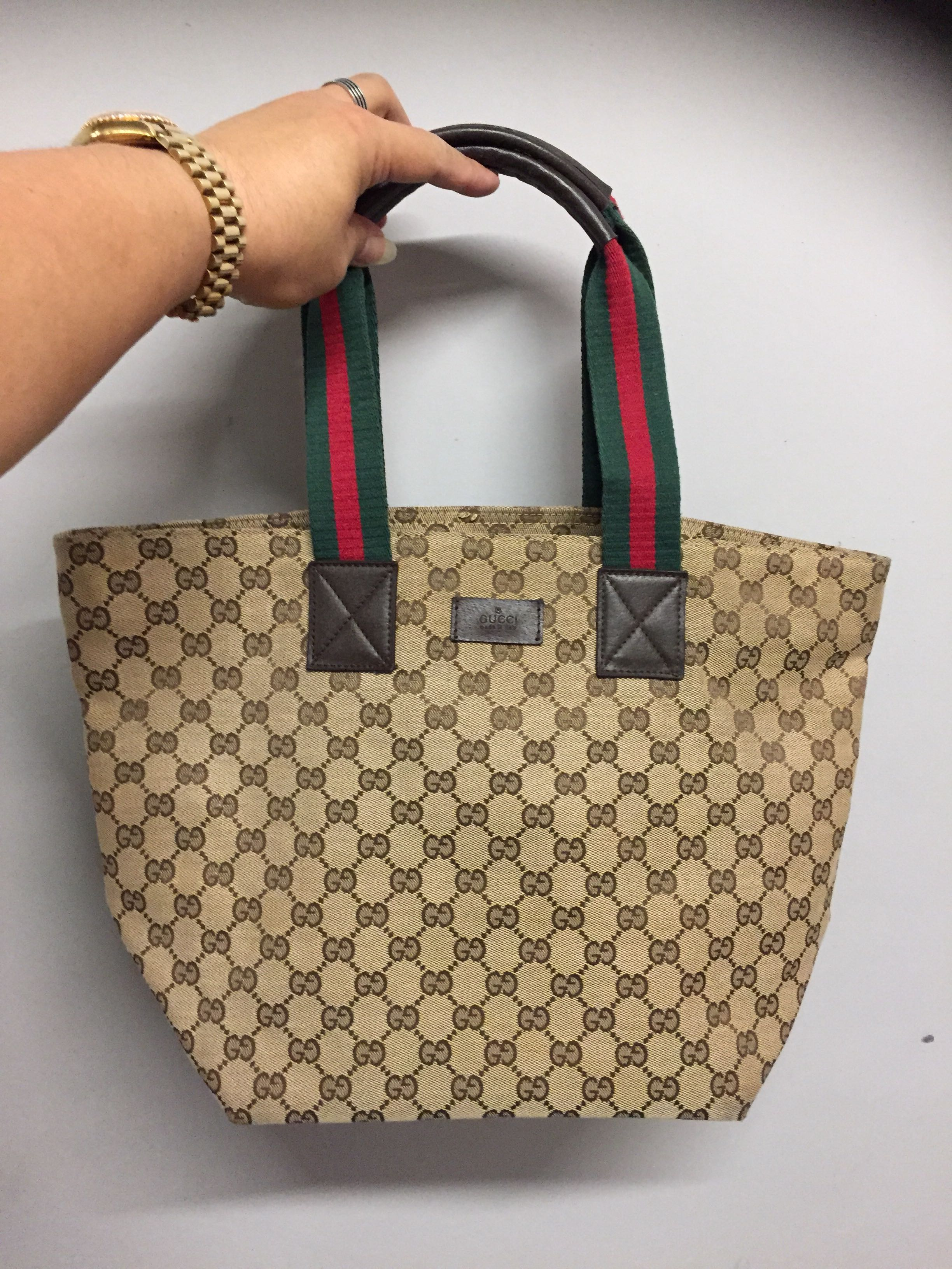 686ba16bbe7 Used Gucci Tote Bag for Sale