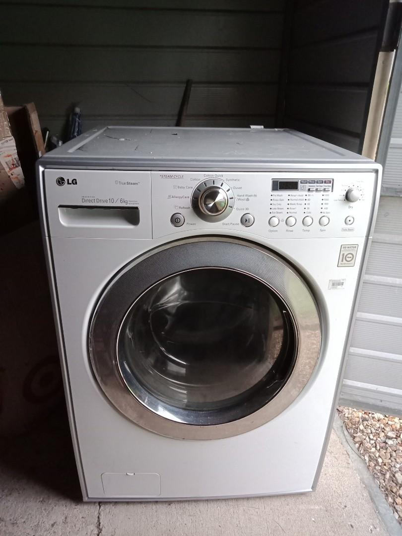 *sold pending pickup* Wasing machine with 2month warranty