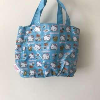 Hello Kitty 防水便當袋