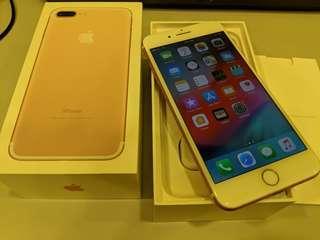 Apple iPhone 7 Plus (128GB, MY Set)