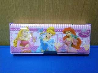 廸士尼公主筆盒(2面開蓋)