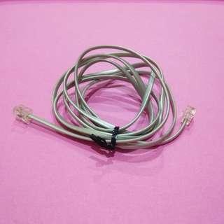 Telephone Cord / Telephone Line (~1.3m)