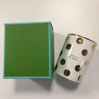 kate spade scented candle with gift box 香氛蠟燭連禮盒