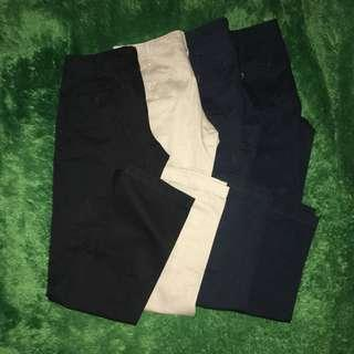 Chinos gu by uniqlo vintage