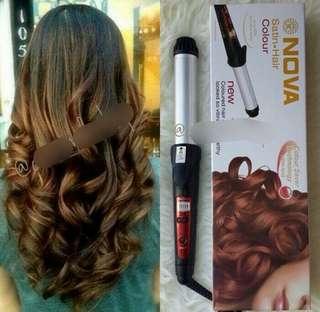 Catokan Blow Nova Satin Hair
