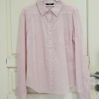 Pink Office Shirt