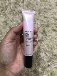 Instaglow CC cream from The Body Shop