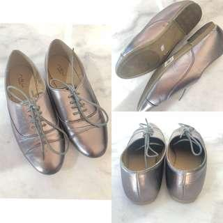 New Look Silver Oxford