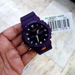 Casio | G-Shock | GBA-800SC-6A | Authentic
