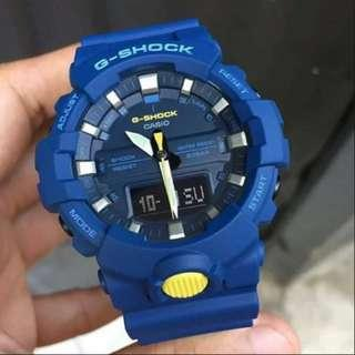 Casio | G-Shock | GBA-800SC-2A | Authentic