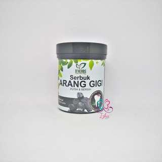 [D'HERBS] Serbuk Arang Gigi - 50g