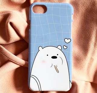 Ice Bear Phone Cases