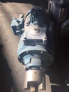 Variable Speed Gear Motor