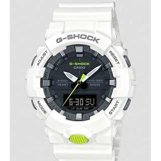 Casio | G-Shock | GBA-800SC-7A | Authentic