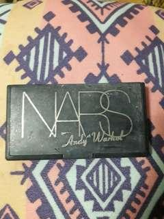 NARS ANDY WARHOL FACE PALETTE