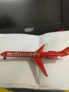 Herpa wings 1/500 crossair mcdonnell douglas md-83 mcplane