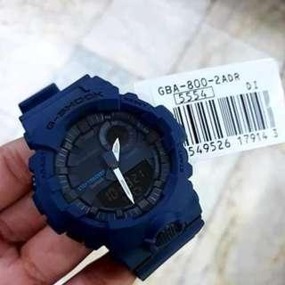Casio | G-Shock | GBA-800-2A | Authentic