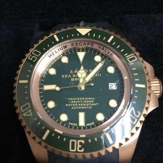 Ancon 自動手錶