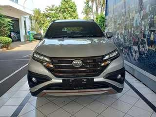 Promo Toyota Rush 1.5 S A/T TRD Dp 41.832.500
