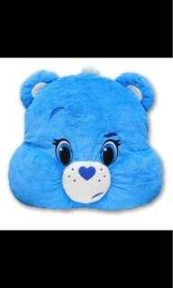 🚚 Care bears 藍色大娃娃