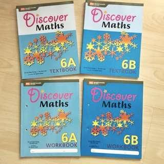 P6 Discover Math (New)