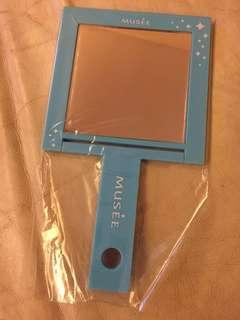 Two-sided mirror (blue)