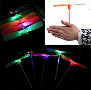 LED Light up Dragonfly Toy