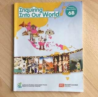 P6 : Inquiring into Our World 6B