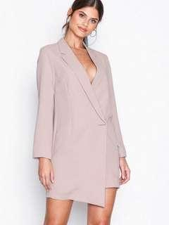 Topshop Blazer Dress
