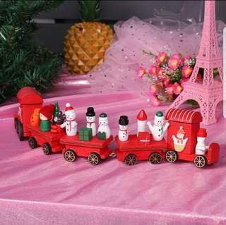 LARGE Christmas Red Express Train