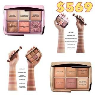 Hourglass palette $569