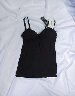 CLEARANCE | Black Padded Camisole