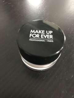 Make up forever makeup setting powder mini