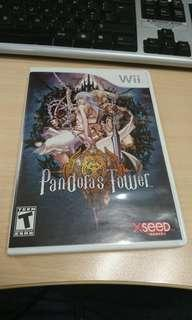Pandoras Tower Wii Us Version
