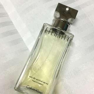 Calvin Klein Eternity - perfume for women - Authentic