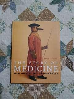 The Story of Medicine (Hardcover)